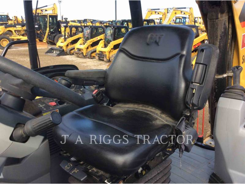 CATERPILLAR BACKHOE LOADERS 420F 4E equipment  photo 9