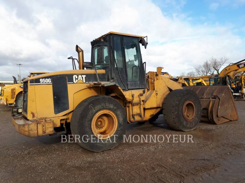 CATERPILLAR WHEEL LOADERS/INTEGRATED TOOLCARRIERS 950G equipment  photo 4