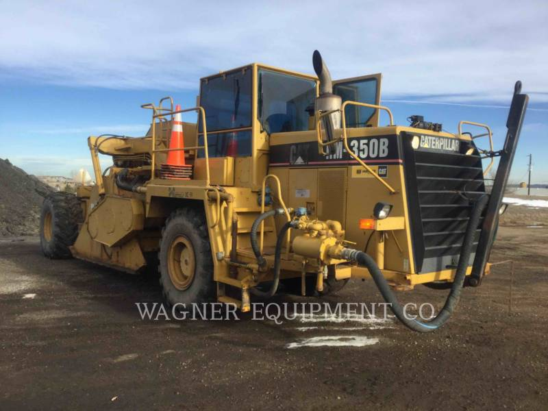 CATERPILLAR STABILISIERER/RECYCLER RM-350B equipment  photo 4