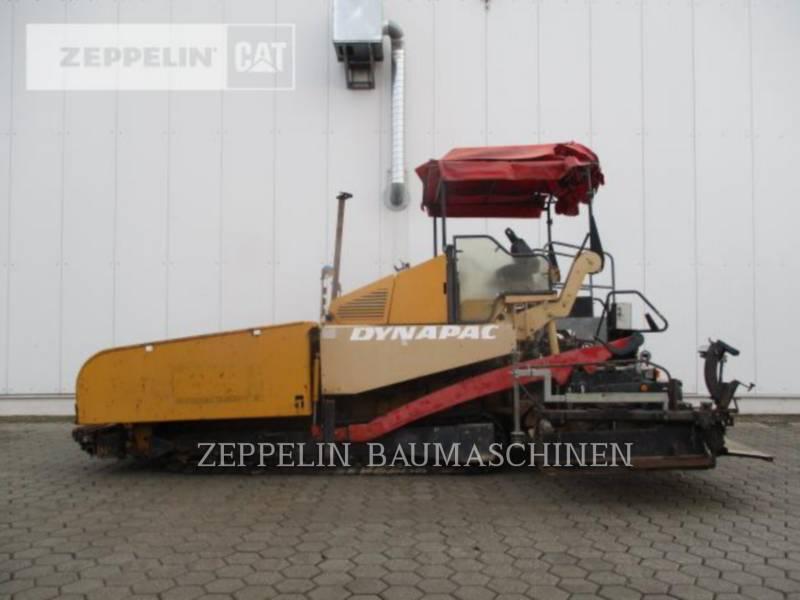 DYNAPAC SCHWARZDECKENFERTIGER F182CS equipment  photo 5