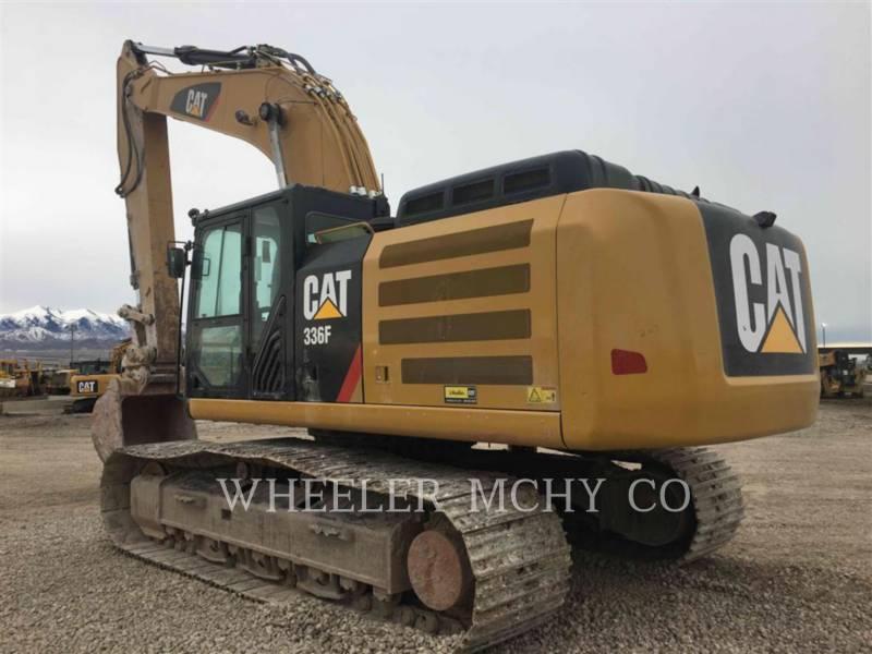 CATERPILLAR TRACK EXCAVATORS 336F L equipment  photo 4