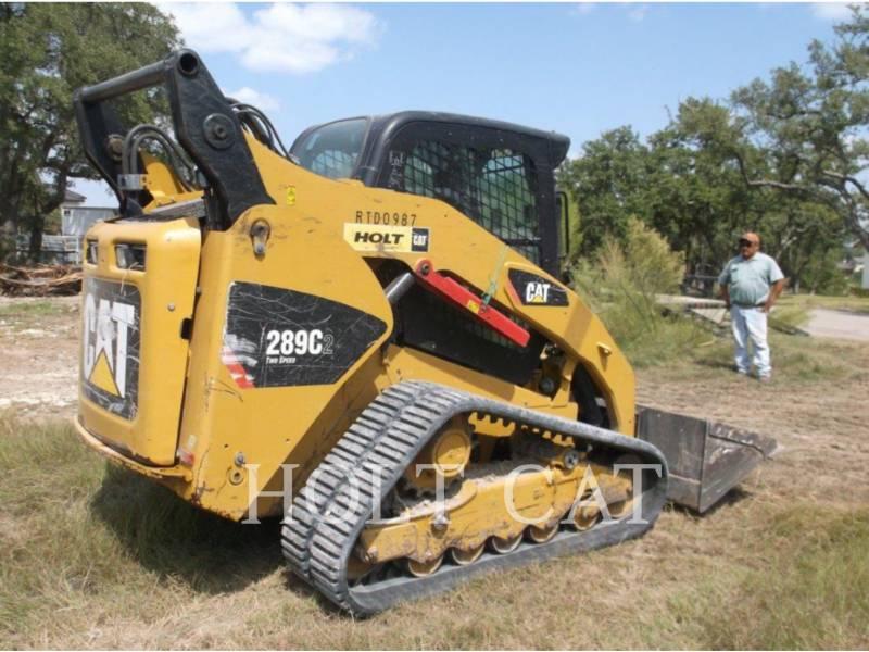 CATERPILLAR 多様地形対応ローダ 289C equipment  photo 3
