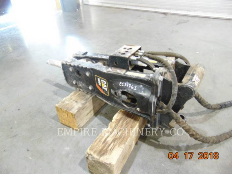 CATERPILLAR  HAMER H80E 420 equipment  photo 3