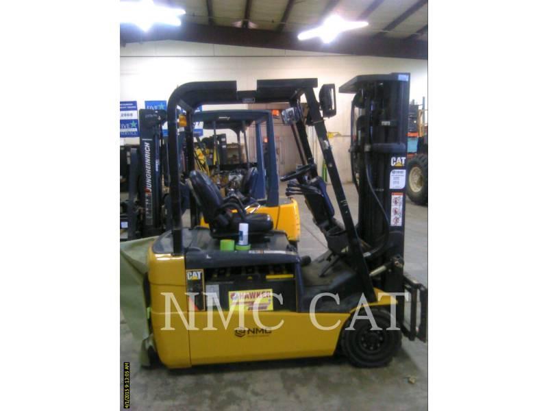 CATERPILLAR LIFT TRUCKS GABELSTAPLER ET3500_MC equipment  photo 2