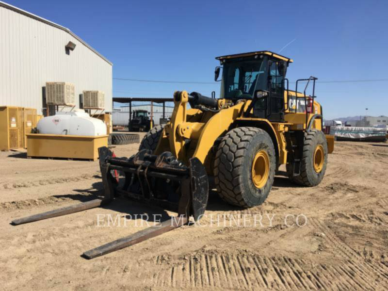 CATERPILLAR WHEEL LOADERS/INTEGRATED TOOLCARRIERS 966M FC equipment  photo 4