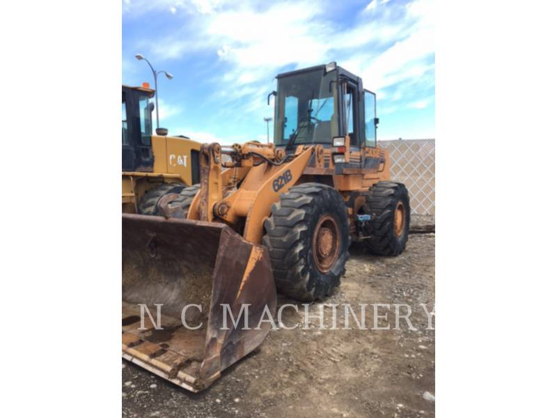 CASE CARGADORES DE RUEDAS 621B equipment  photo 1