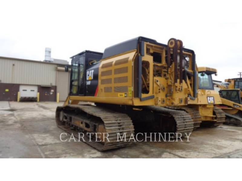 CATERPILLAR TRACK EXCAVATORS 349F 12 equipment  photo 4