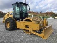 Equipment photo CATERPILLAR CP56B PAVIMENTADORA DE ASFALTO 1