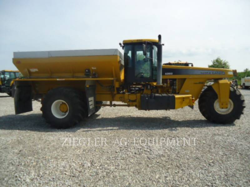 AG-CHEM FLOATERS 6203 equipment  photo 8