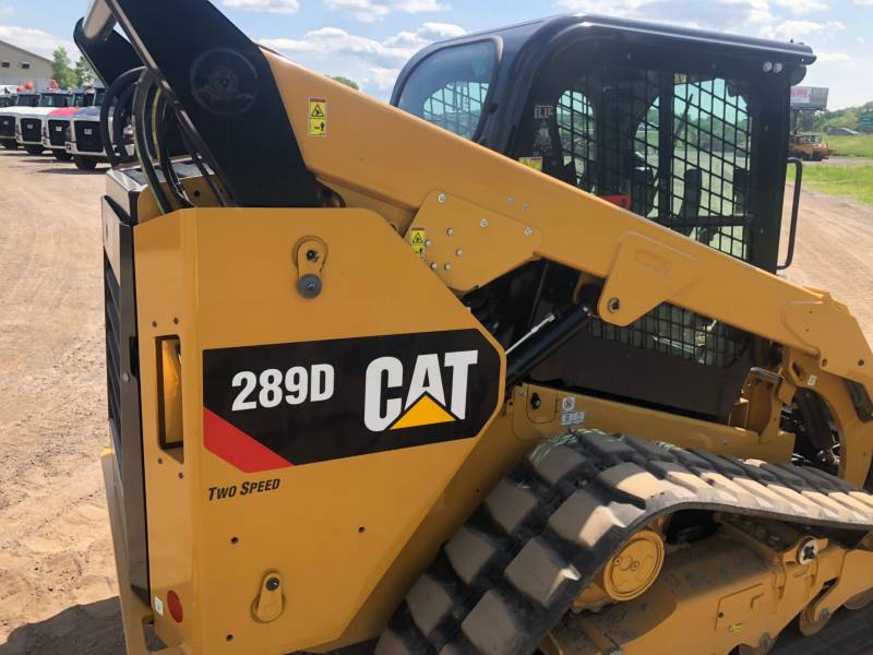 CATERPILLAR MULTI TERRAIN LOADERS 289 D equipment  photo 13
