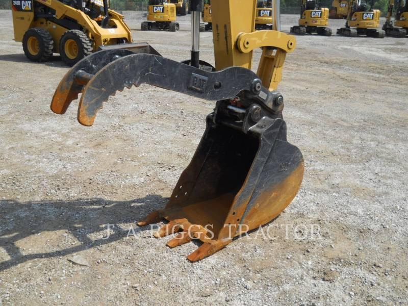 CATERPILLAR TRACK EXCAVATORS 307E equipment  photo 13