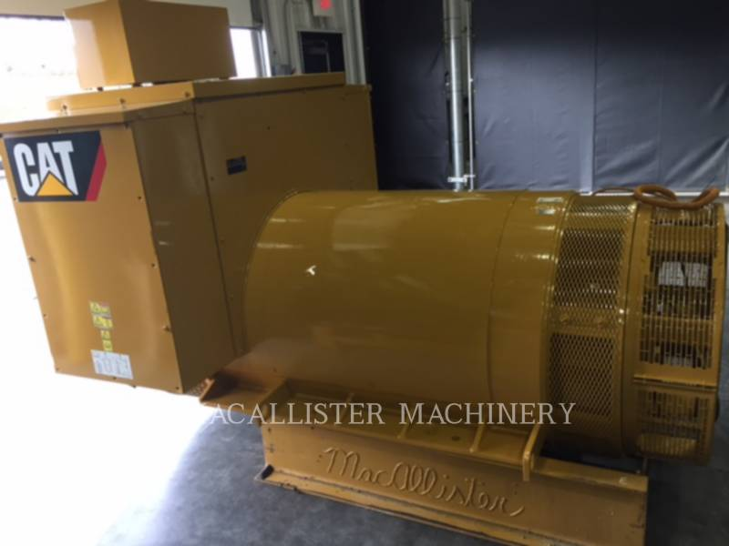CATERPILLAR STATIONARY GENERATOR SETS G3520 equipment  photo 5