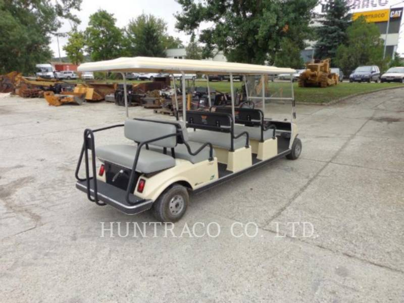 CLUB CAR UTILITY VEHICLES / CARTS VILLAGER equipment  photo 3