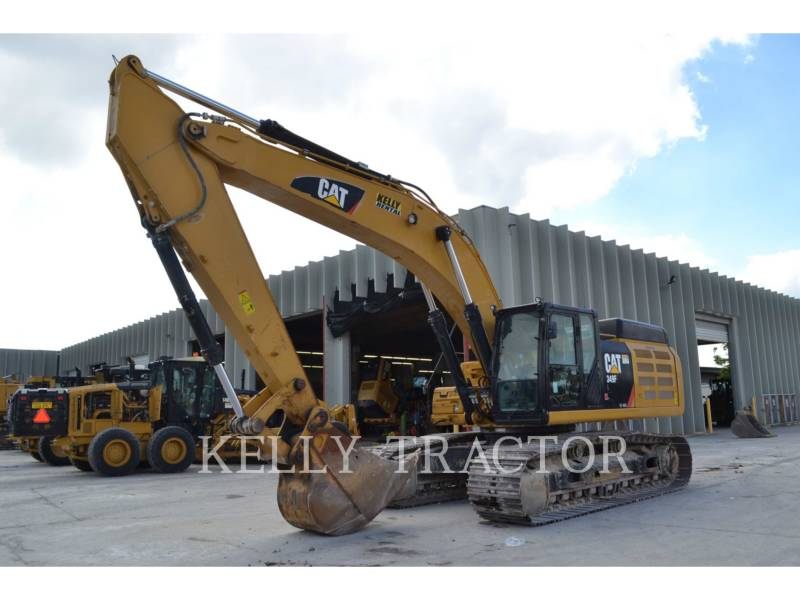 CATERPILLAR トラック油圧ショベル 349FL equipment  photo 1