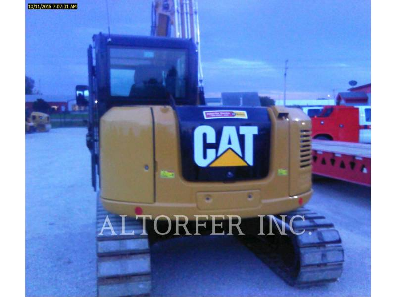 CATERPILLAR KETTEN-HYDRAULIKBAGGER 308E2CR SB equipment  photo 2