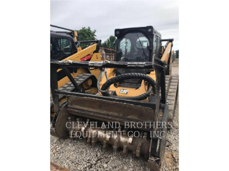 CATERPILLAR CHARGEURS TOUT TERRAIN 299D2XHP equipment  photo 2