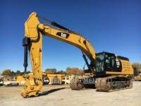 Equipment photo Caterpillar 349EL EXCAVATOARE PE ŞENILE 1