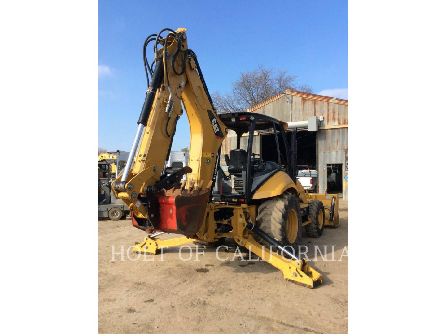 Detail photo of 2015 Caterpillar 430F from Construction Equipment Guide