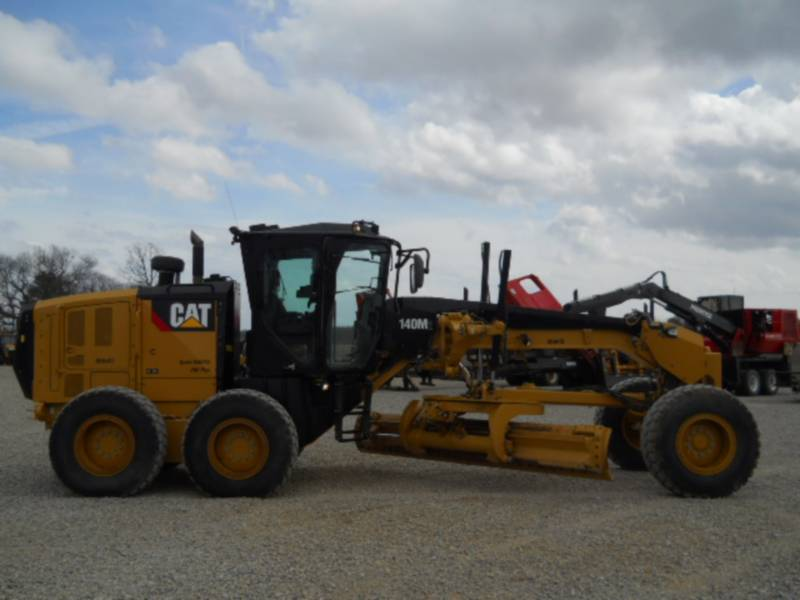 CATERPILLAR NIVELEUSES 140M2 equipment  photo 6