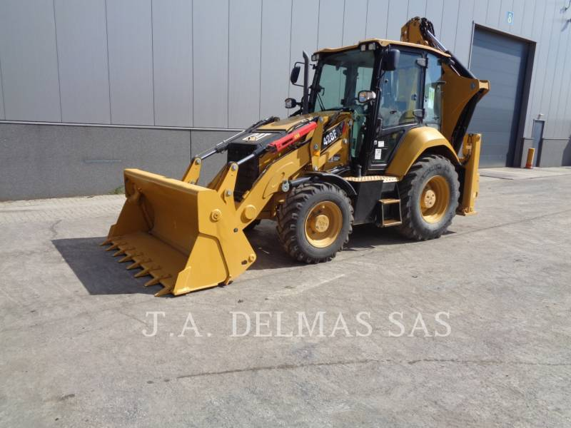 CATERPILLAR TERNE 428F2LRC equipment  photo 2
