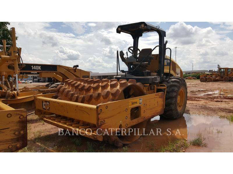 CATERPILLAR COMPACTEURS CP54B equipment  photo 3