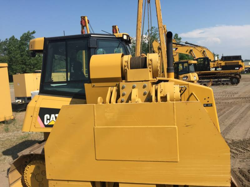 CATERPILLAR TRACTEURS POSE-CANALISATIONS PL61 equipment  photo 10