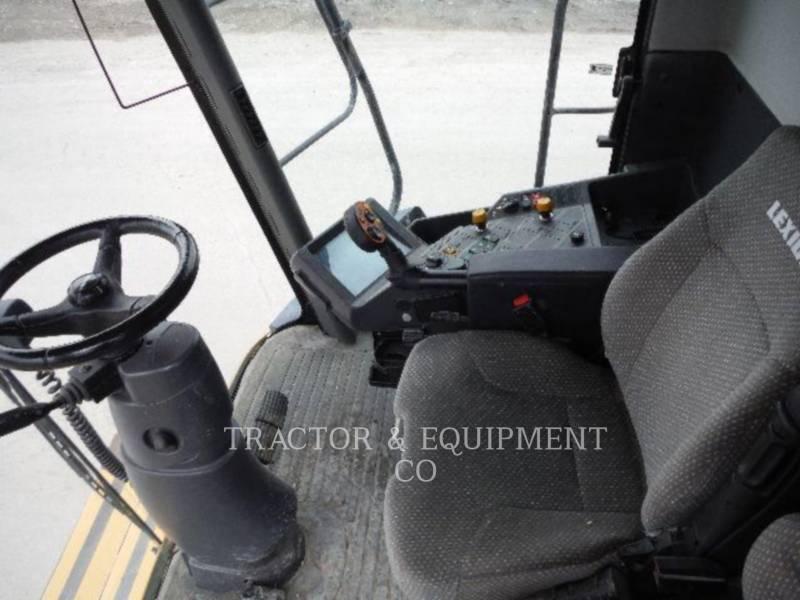 LEXION COMBINE KOMBAJNY LX580R equipment  photo 12