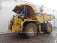Equipment photo CATERPILLAR 772 STARRE DUMPTRUCKS 1