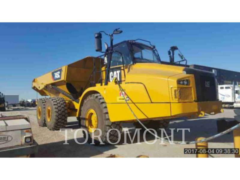 CATERPILLAR CAMIONES RÍGIDOS 745C equipment  photo 1
