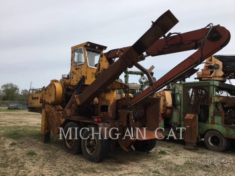 TRELAN Forestal - Acuchillador/Astillador 21L equipment  photo 1