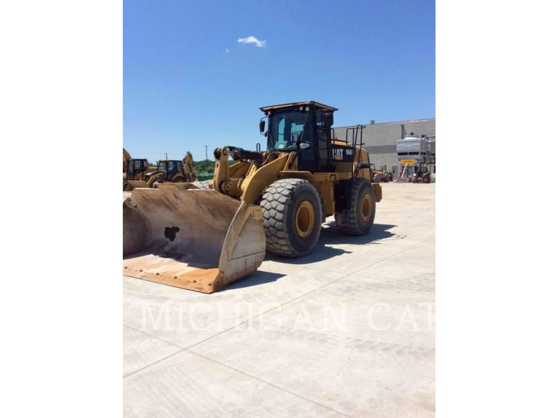 CATERPILLAR CARGADORES DE RUEDAS 966K Q equipment  photo 2