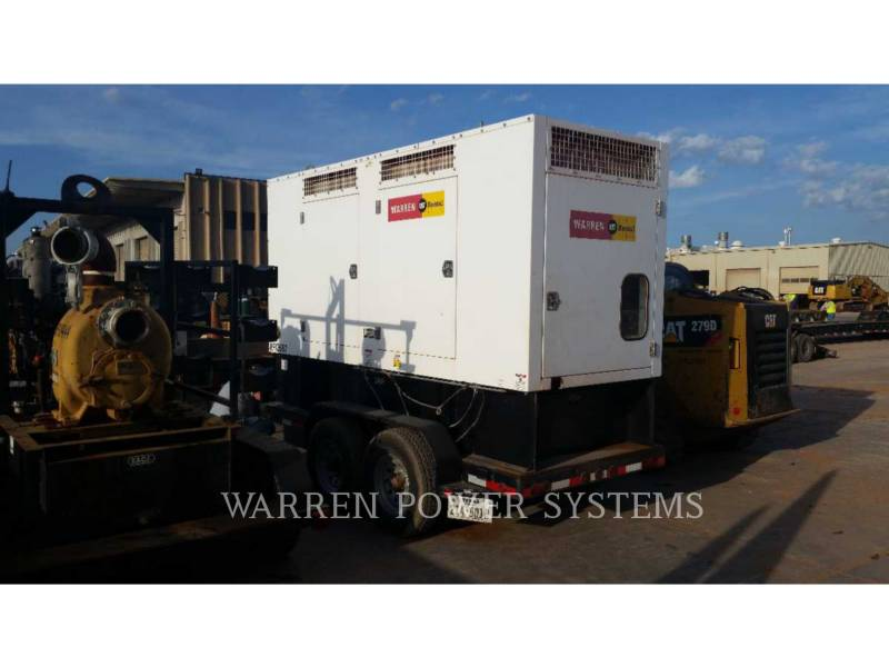 NORAM PORTABLE GENERATOR SETS N150 equipment  photo 4