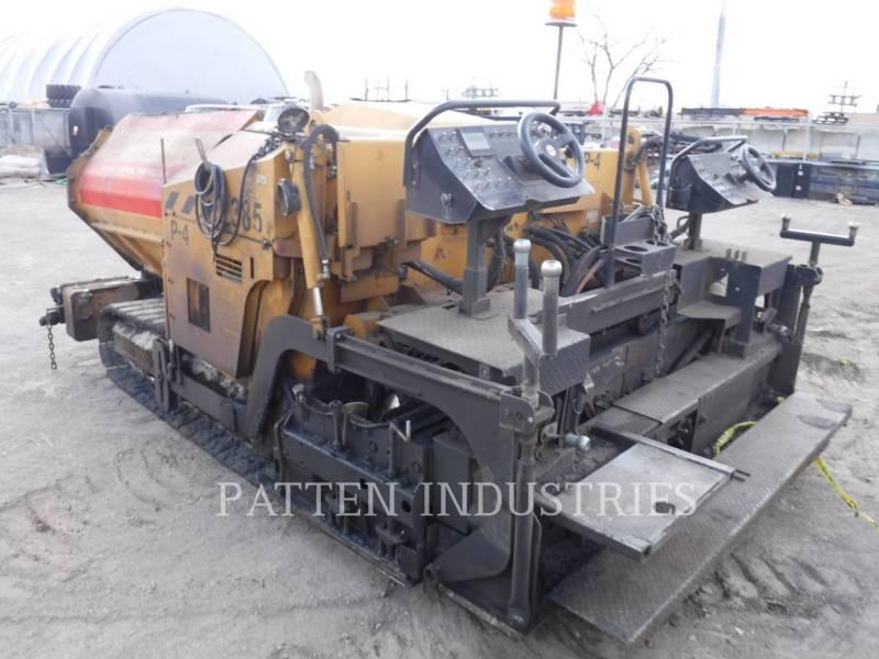 WEILER ASPHALT PAVERS P385A equipment  photo 4