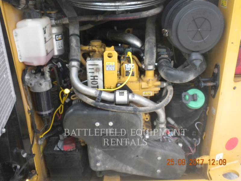 CATERPILLAR CHARGEURS TOUT TERRAIN 259DLRC equipment  photo 10