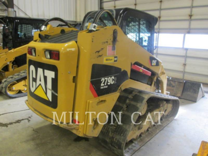 CATERPILLAR DELTALADER 279C 2 equipment  photo 4