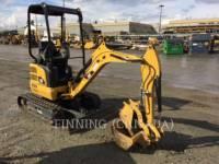 Equipment photo CATERPILLAR 301.7DCR 履带式挖掘机 1
