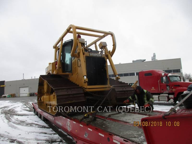 CATERPILLAR TRACTEURS SUR CHAINES D6T equipment  photo 1