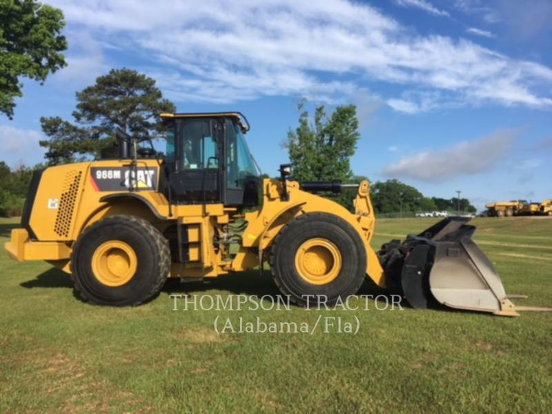 CATERPILLAR RADLADER/INDUSTRIE-RADLADER 966M equipment  photo 11