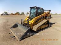 CATERPILLAR SKID STEER LOADERS 299D CA equipment  photo 4