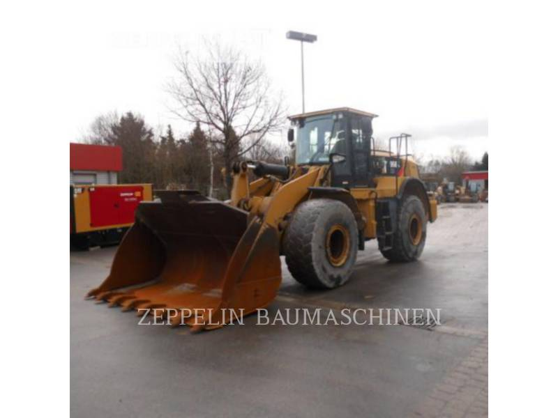 CATERPILLAR WHEEL LOADERS/INTEGRATED TOOLCARRIERS 966KXE equipment  photo 1