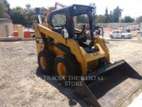 Equipment photo CATERPILLAR 236DLRC PALE COMPATTE SKID STEER 1