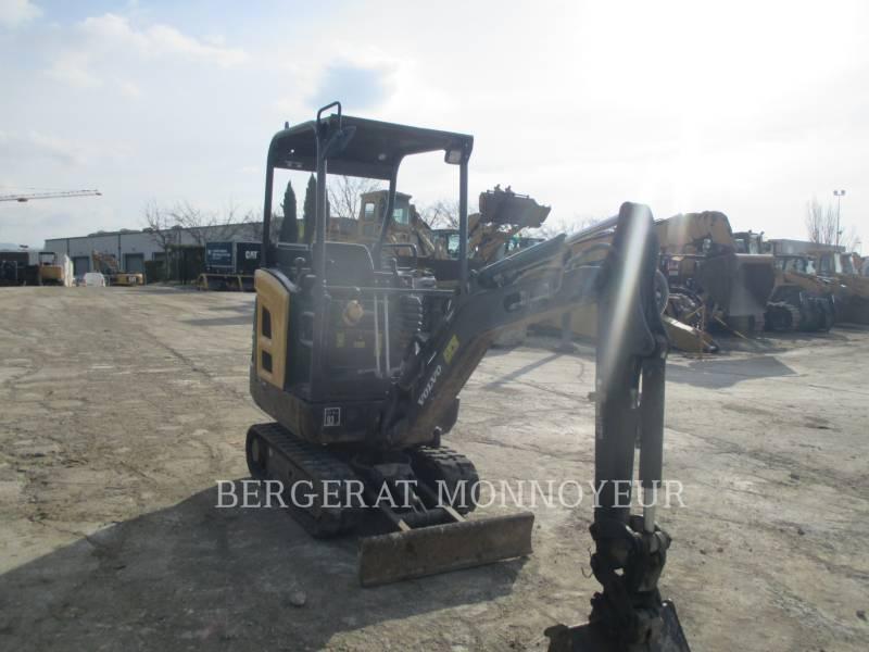 VOLVO CONSTRUCTION EQUIPMENT PELLES SUR CHAINES EC17C equipment  photo 8