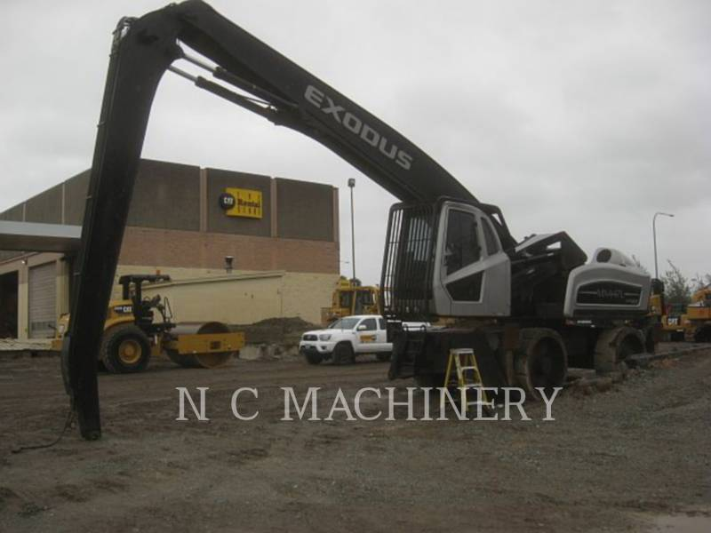 EXODUS TRACK EXCAVATORS MX447L equipment  photo 1