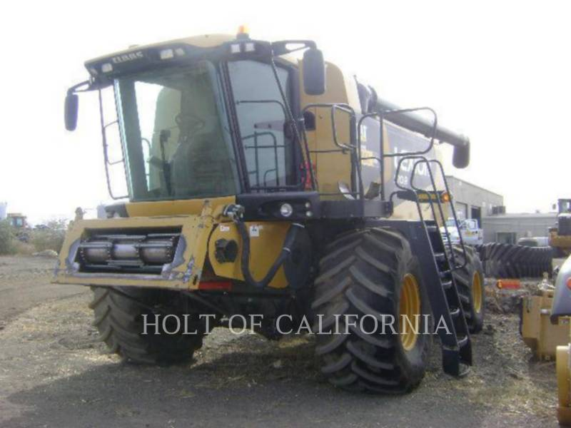 LEXION COMBINE COMBINE 570R G11074 equipment  photo 2