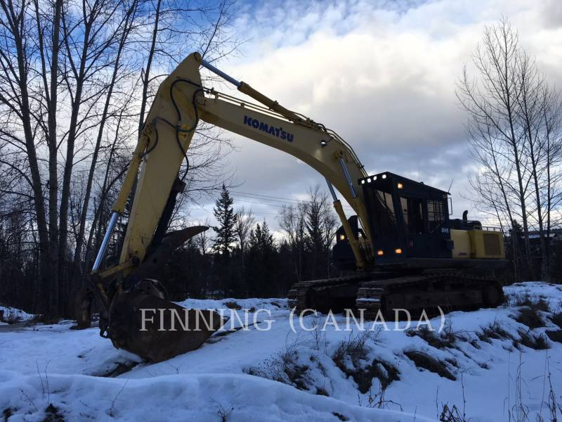KOMATSU FORESTAL - EXCAVADORA PC300 equipment  photo 3