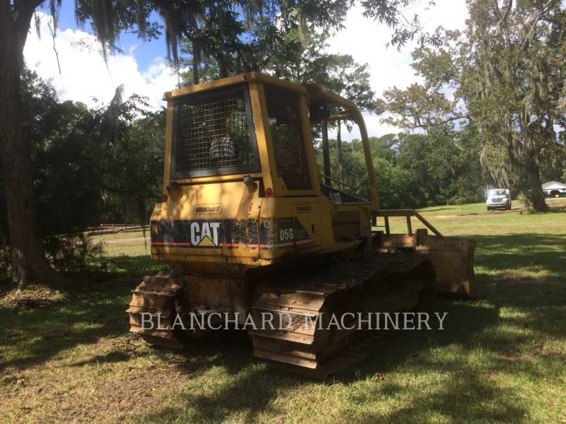CATERPILLAR TRACTORES DE CADENAS D5GLGP equipment  photo 3