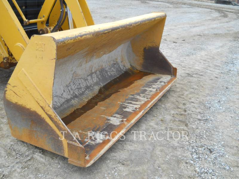 CATERPILLAR RETROEXCAVADORAS CARGADORAS 420F 4E equipment  photo 11
