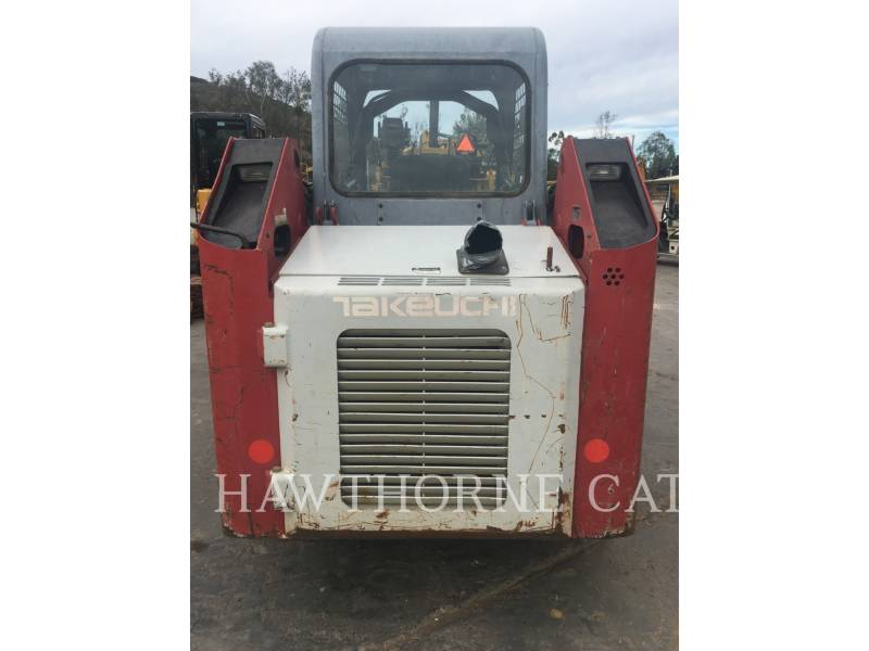 TAKEUCHI MFG. CO. LTD. SKID STEER LOADERS TL130 SSL equipment  photo 8