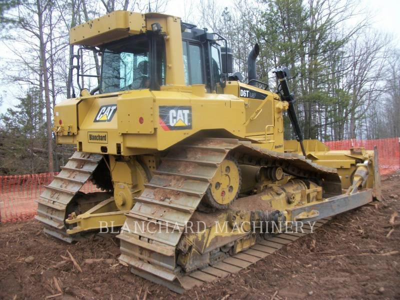 CATERPILLAR KETTENDOZER D6T LGPC equipment  photo 3