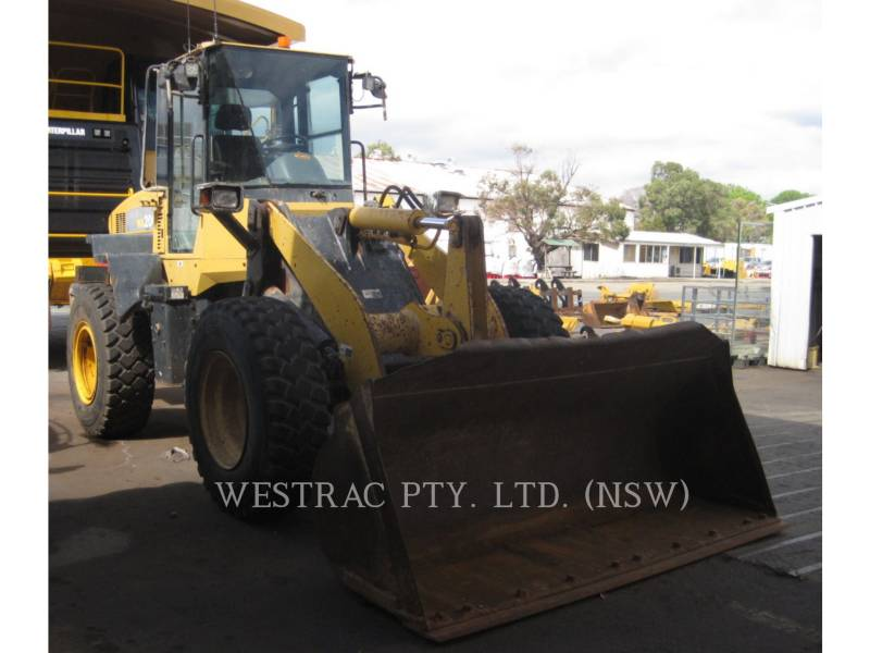 KOMATSU WHEEL LOADERS/INTEGRATED TOOLCARRIERS WA200.5 equipment  photo 2